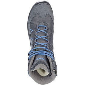 Lowa Jonas GTX Mid - Chaussures Enfant - gris